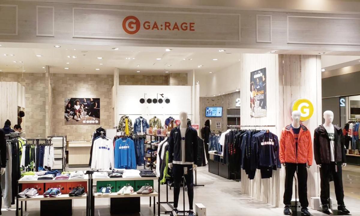 GA:RAGE 広島レクト店