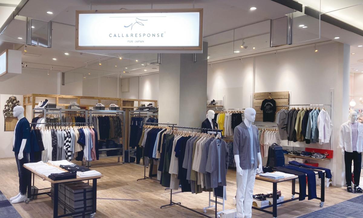 CALL&RESPONSE イオンモール宮崎店