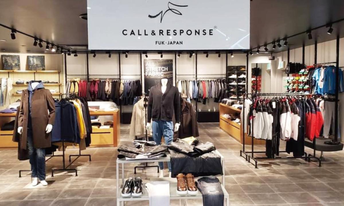 CALL&RESPONSE なんばパークス店