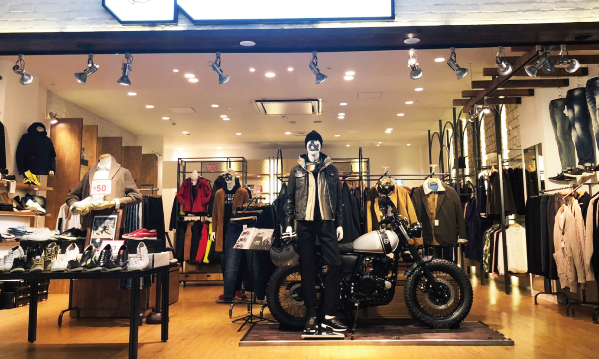 Ga:RAGE マークイズ静岡店